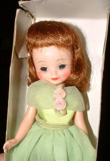 1950s American Character Betsy McCall Doll in Original Box