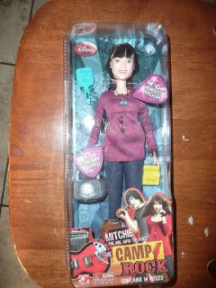 Camp Rock Disney Joe Jonas Shane and Mitchie New in Box