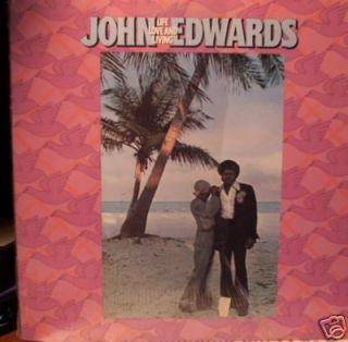 John Edwards LP Life Love and Living