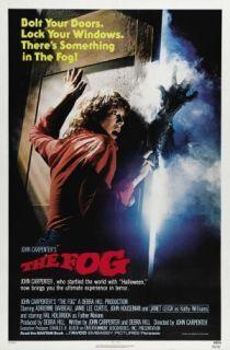 The Fog 1980 Large U s Movie Poster John Carpenter