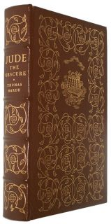 Easton Press Jude The Obscure Thomas Hardy Leather Fine Binding 100