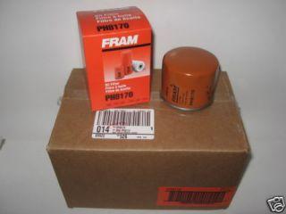 John Deere Fram PH8170 Oil Filter Case 6 AM125424 GY20577