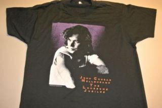 Vintage 1987 John Cougar Mellencamp The Lonesome Jubilee T Shirt T