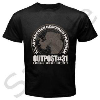 New John Carpenters The Thing Movie 1982 Outpost 31 T Shirt