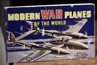 Modern War Planes of The World by John B Walker 1942