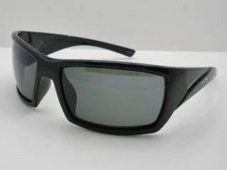 Wiley x SSMOJ04 Mojo Polarized Silver Mirror Gloss Black New Authentic
