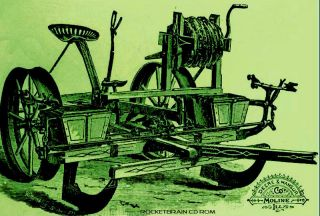 John Deere Farm Equipment Implement Tool Old Catalog CD