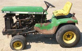 John Deere 430 Tractor Front PTO Shaft