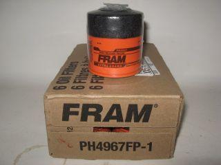 John Deere Gator Fram PH4967 Oil Filter Case 6 AM107423