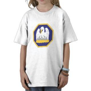 Louisiana National Guard Tee Shirts from Zazzle