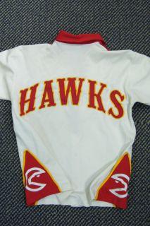 1975 Tom Van Arsdale John Drew Atlanta Hawks NBA Warm Up Jacket Pants