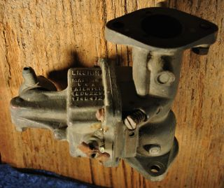 Original John Deere Tractor GP Tractor Ensign Brass Carburetor
