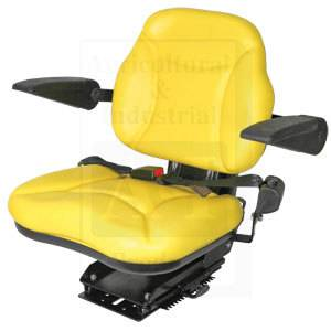 John Deere Heavy Duty Midsize Tractor Seat Big Boy