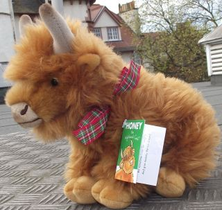 GLs Teddie Bear Stuffed Animals Selections Scottish Themed