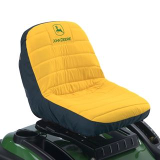 John Deere Lawn Tractor Seat Cover Large LP92334