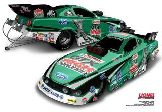 John Force Castrol GTX 2012 Mustang Funny Car NHRA
