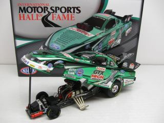 2012 JOHN FORCE Castrol Hall Of Fame 1 24 Funny Car NHRA 228 Made Color Chrome