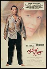 Blind Date 1987 Original U s One Sheet Movie Poster