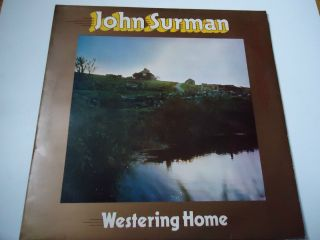 John Surman Westering Home 1st pressing Island Records