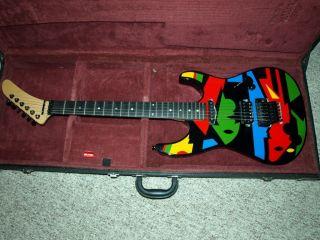 ESP George Lynch John Petrucci custom