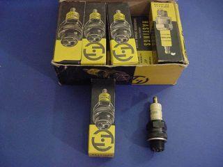 1930's 40's Vintage Spark Plugs John Deere Studebaker Mack GMC Farmall Oliver