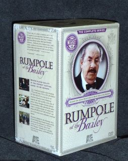 DVD Sir Sir John Mortimers Rumpole of the Bailey Complete Series 14 DVD Box Set