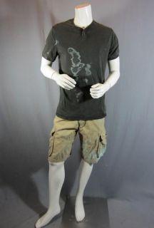 Ted John Mark Wahlberg Screen Worn Shirt Shorts SC B95