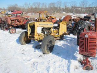 IH International 2400 Series A Utility Tractor