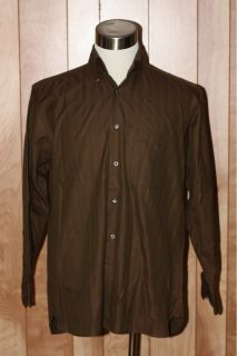 Men's John w  Button Down Shirt Size Medium