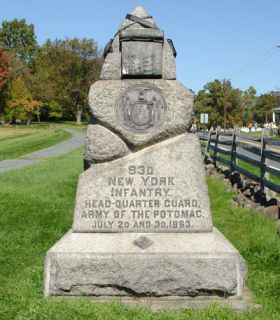 Civil War Salisbury CSA Prison Famous Col John Crocker 93rd New York Vol