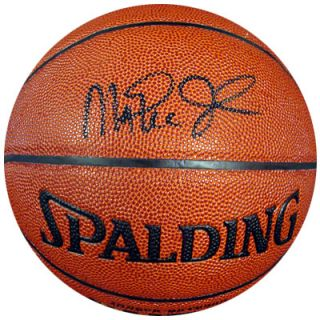 Magic Johnson Autographed Signed Basketball PSA DNA Lakers