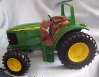 John Deere Toy Tractor Farm Fun BIG WHEELS