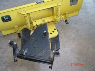 "John Deere Snow Plow Dozer Blade 42"""