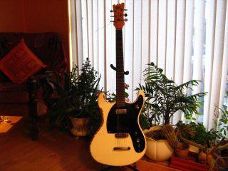 Authentic Johnny Ramone Style Mosrite Guitar RARE