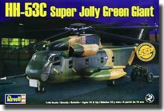 Revell 1 48 HH 53c Super Jolly Green Giant Model Kit