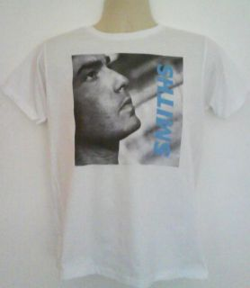 The Smiths T Shirt Morrissey Panic Johnny Marr