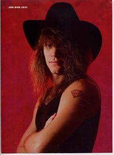Ratt Mini Poster Robbin Crosby Jon Bon Jovi Pin Up LK9
