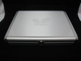 Butterfly Aluminum Table Tennis Racket Case