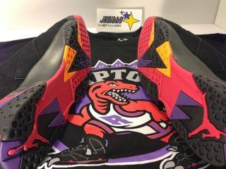 Nike Jordan Retro 7 Charcoal Raptor 304775 018 Sz13 Calvin X V 9 4 DB Liberty DB