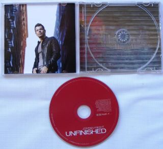 Jordan Knight Unfinished NKOTB Boy Band CD New Pop