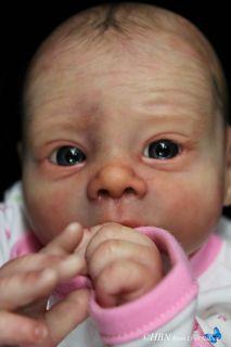 HBN Reborn Baby Prototype Josephine Brit Klinger by Evon L Nather