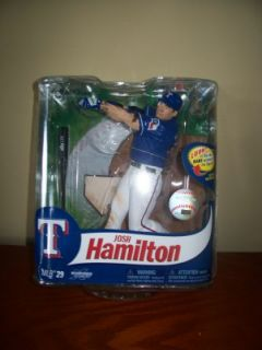2012 Josh Hamilton Texas Rangers Series 29 McFarlane Figure