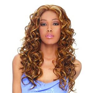Jordin by FreeTress Equal Synthetic Lace Front Natural Hairline Wig Heat Safe