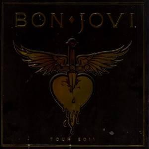 Bon Jovi 2011 Bon Jovi Live Tour Concert Program Book