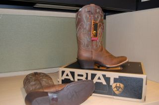 New Ariat Women's Legend 15834 Western Boots Autographed Josh Turner Diamond Rio