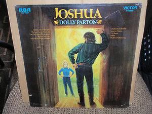 """Dolly Parton """"Joshua"""" SEALED"""