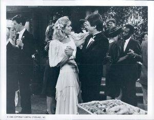 1986 Tony Danza Judith Light Whos The Boss Wire Photo |