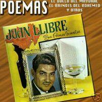"Juan Llibre "" Sus Poemas Favoritos"" CD Original"