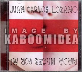 Juan Carlos Lozano Nada Haces Por MI CD 2011 New EX Moenia Morbo