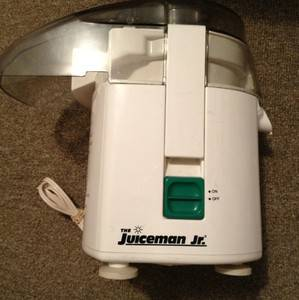 The Juiceman Jr Juicer JM 1
